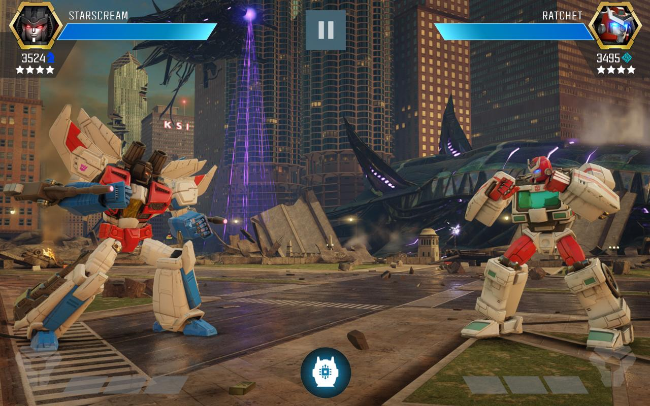TRANSFORMERS Forged to Fight MOD APK Terbaru