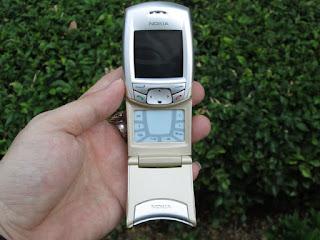 Hape Jadul Nokia 6108 Seken Mulus Normal Kolektor Item