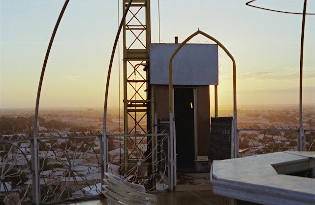 Ouzbékistan, Boukhara, château d'eau, Ark, © L. Gigout, 1999