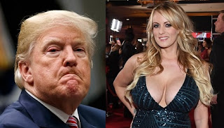 Stormy Daniel and Trump Sex Scandal