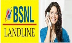 BSNL Limited and Unlimited Landline Plans