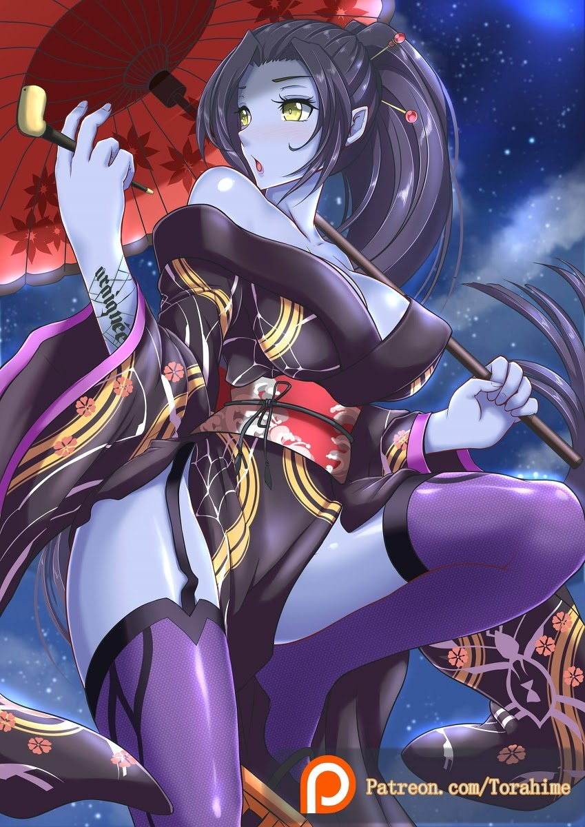 ecchi widowmaker