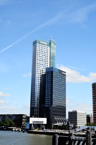 Maas Tower, Rotterdam