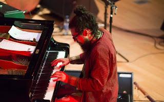 Pancho Molina y el trio de Genovese, Vera y Lecaros se presentan en Concepción Jazz - Chile