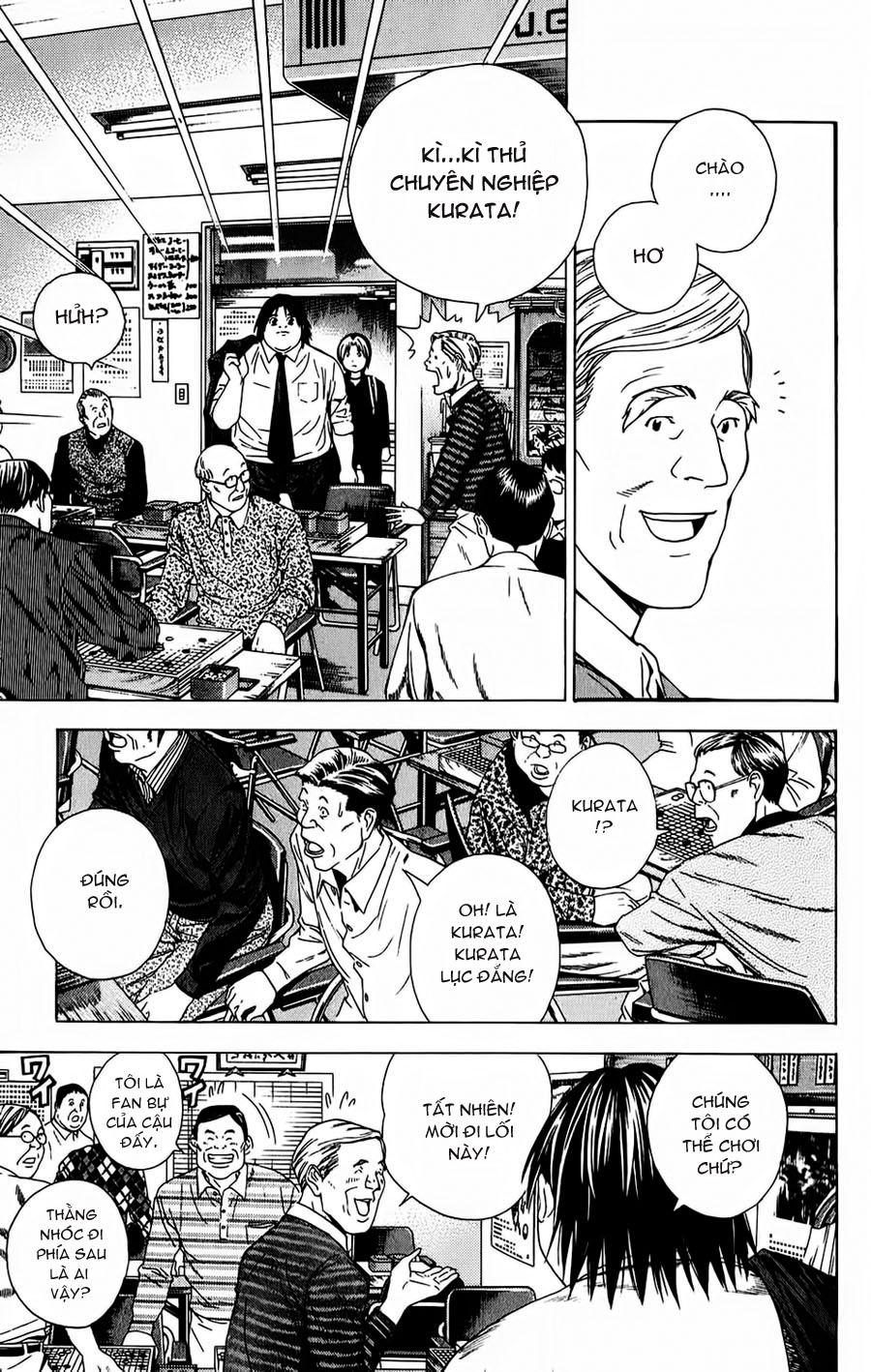 Hikaru No Go hikaru no go chap 119 trang 21