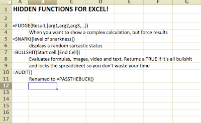 4 hidden Excel 2016 functions that can save you time