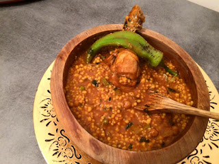 Recette du Berkoukes de la Cuisine Algérienne par Radia