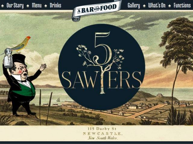 5 Sawyers Craft Beer 115 Darby St Cooks Hill, NSW