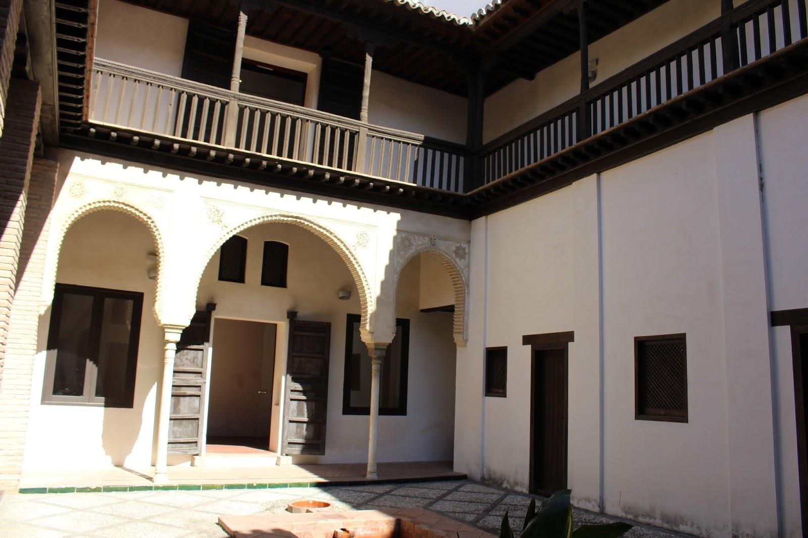 Frammenti di viaggi granada bagni arabi e casa moresca - Casa horno de oro ...