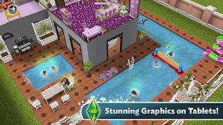 The Sims FreePlay v 5.13.0 Mod Apk (Unlimited) TERBARU 2015