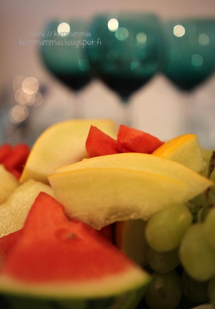 hedelmä vesimeloni juhla