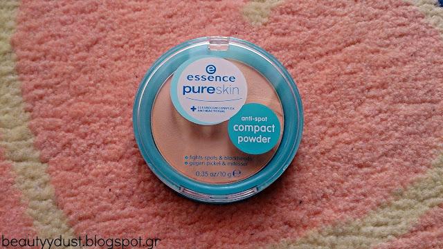 Essence - Pure Skin Anti-Spot Compact Powder