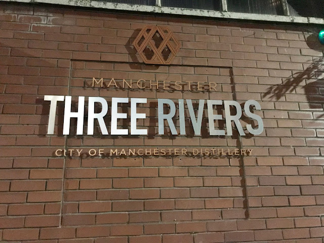 Review of the Manchester Three River Gins experience