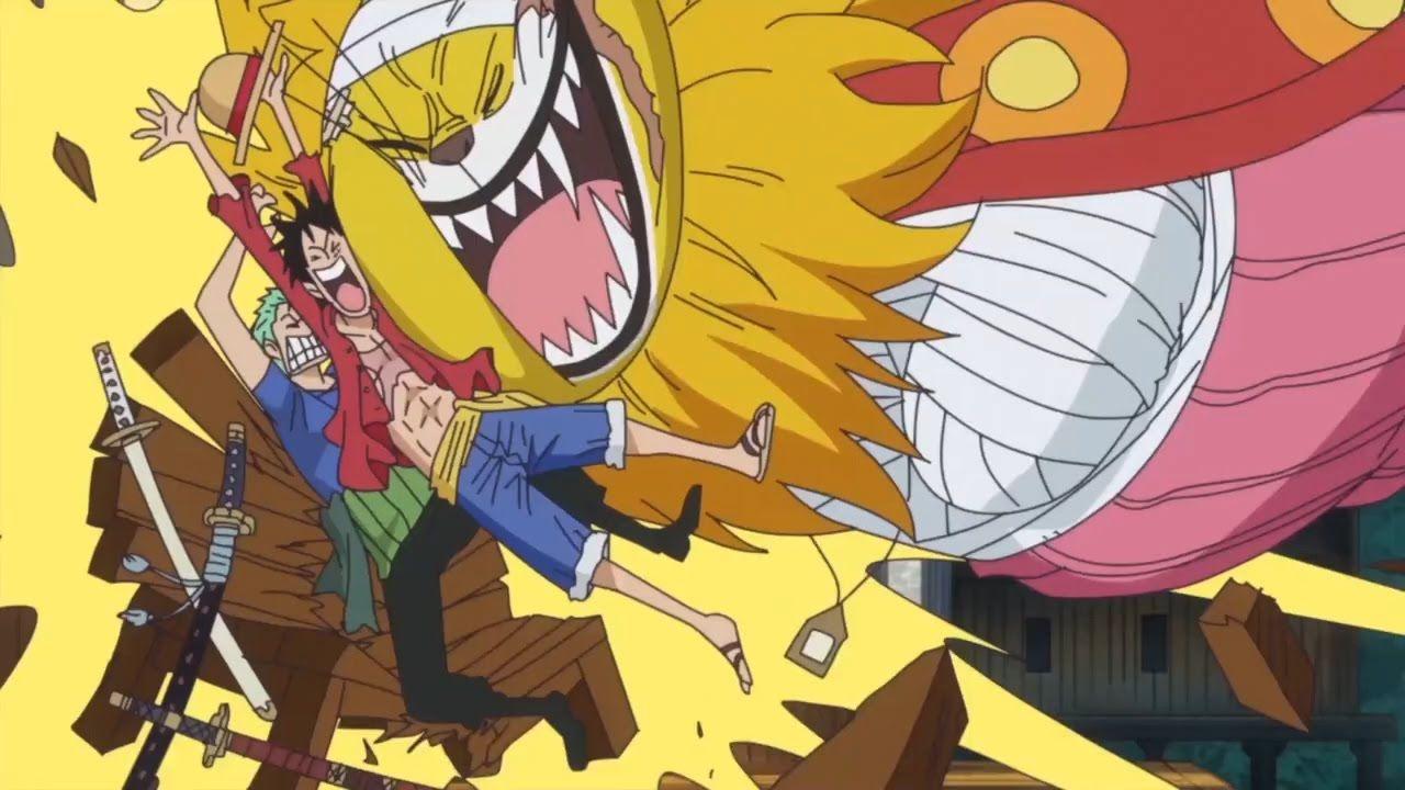 Revolutionary Army's Wind Granma | One Piece Info