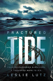 Fractured Tide by Leslie Lutz