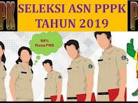 Inilah Jadwal dan Tahapan Rekrutmen PPPK 2019