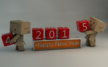 Wallpaper: Happy New Year 2015