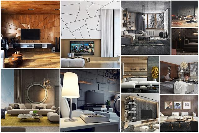 Great Wall Decor Ideas - Elegant Wall Decorations