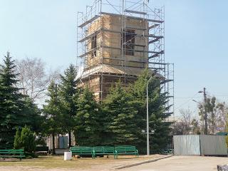 Новомосковськ. Свято-Троїцький собор. 1778 р. Дзвіниця