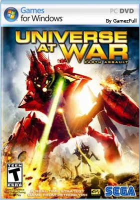 Universe At War Earth Assault PC [Full] Español [MEGA]