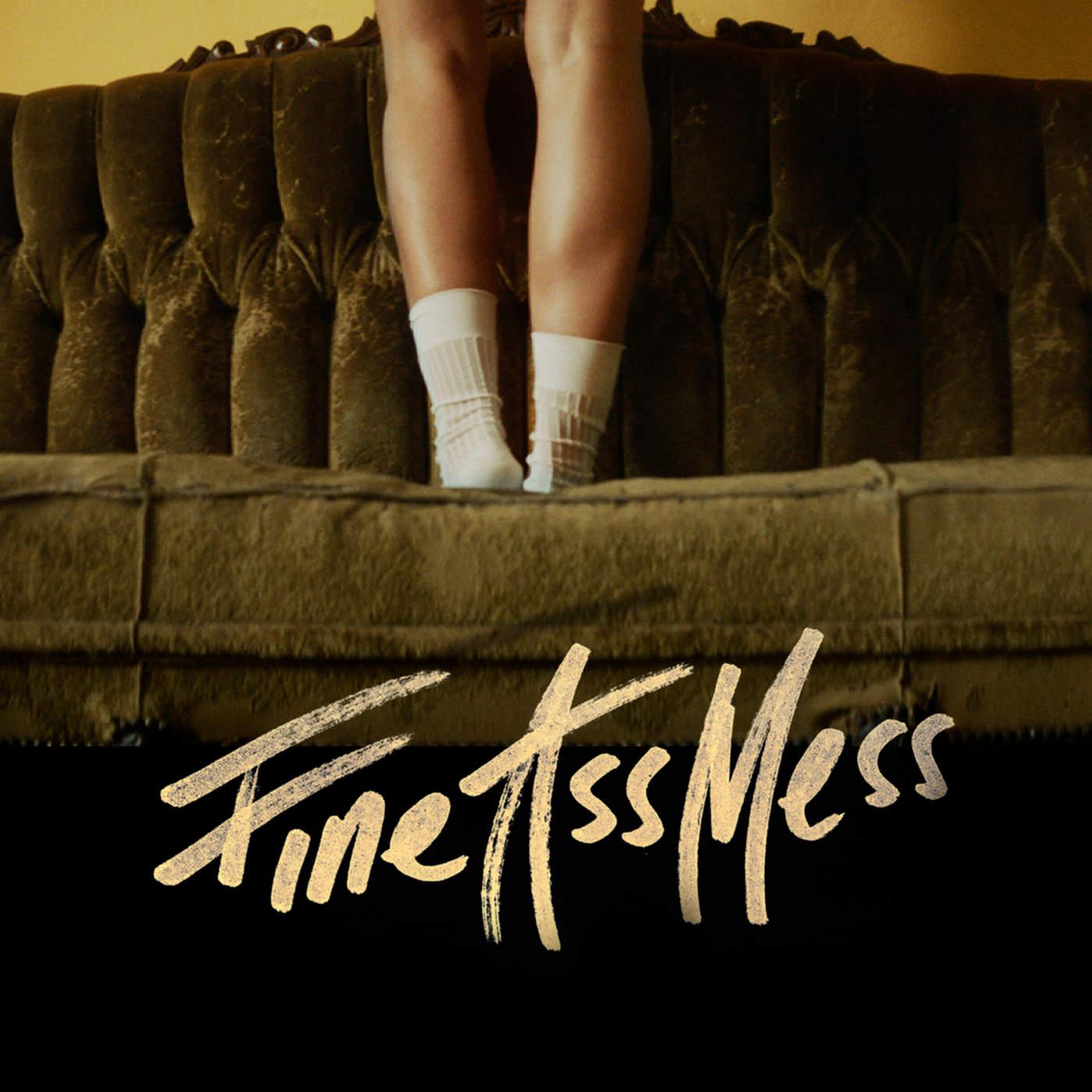 Mr. Probz - Fine Ass Mess - Single Cover
