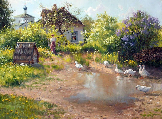 Vladimir Zhdanov 1959 | Russian Artist