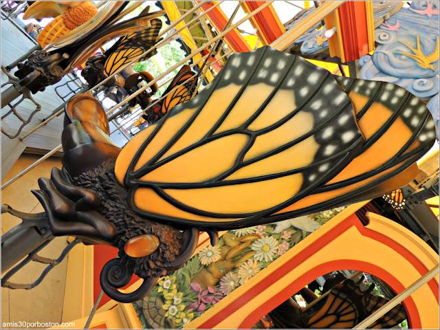 Mariposa Greenway Carrusel