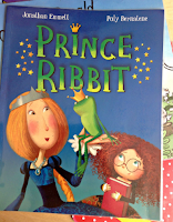 Autistic and Pregnant Prince Ribbit  Feet Review Childrens Book Blogger