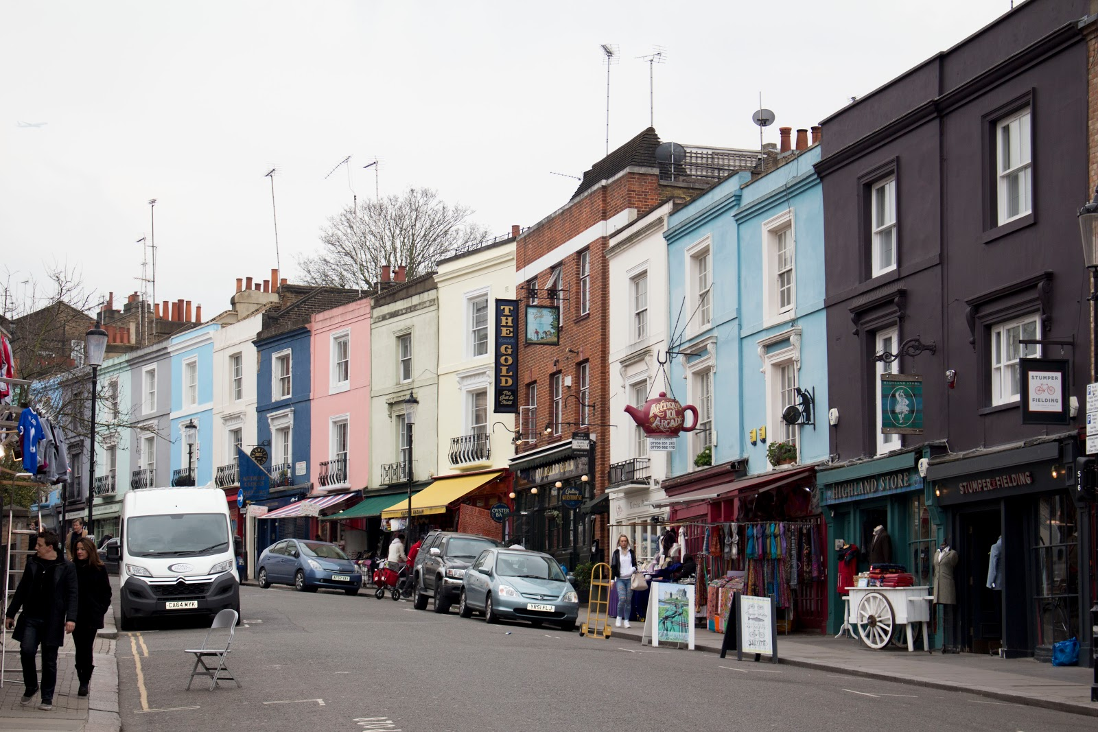 pastel outfits, portobello road, portobello market, rainbow house, pastel house, save the friday, Jonak Paris,