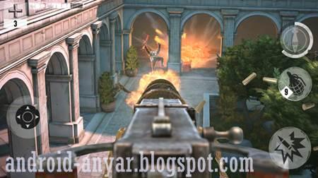 Download Brother in Arms .APK Game Tembak-tembakan Android 3D Shooter Terbaik No.3