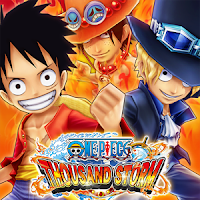Download Game ONE PIECE THOUSAND STORM [English Version] v10.2.2 Mega MOD APK+Data Free
