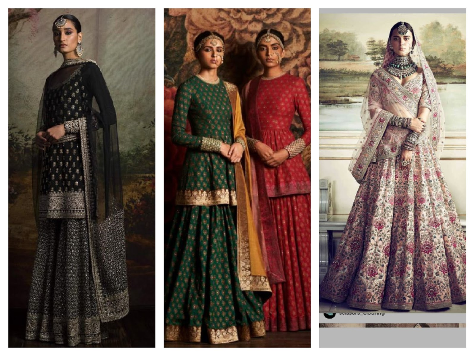 6cd89800cc Every Indian woman dreams of owning a Sabyasachi for his designs are  perfect and crafted to brilliance. He is one of the leading contemporary  Indian ...