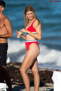 Eugenie Bouchard  in Bikini Beautiful    celebrity.co Exclusive 02