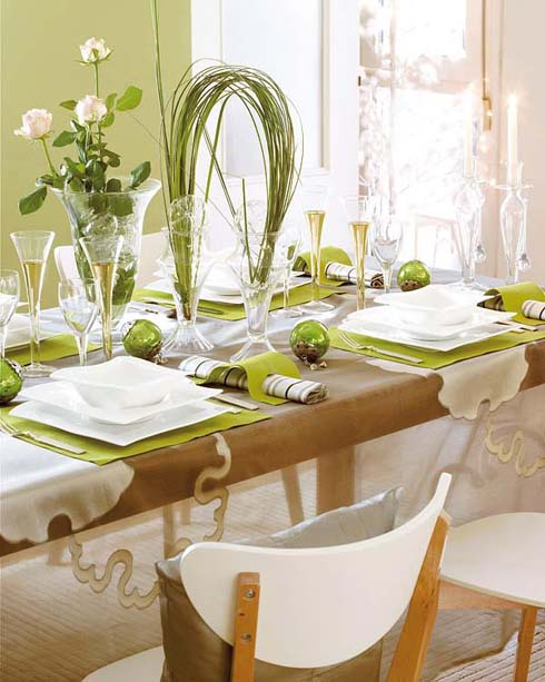 Perfect Dining Table Decoration Ideas