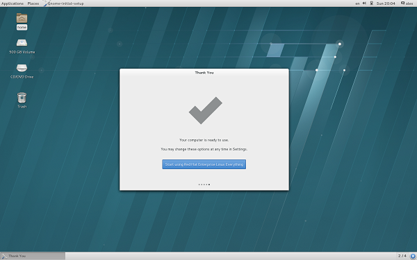 Gnome 3 on CentOS 7 - How I Made It Lovely and Usable ~ IT Notes and