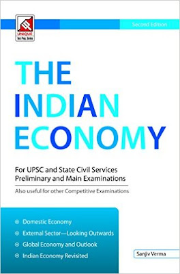 Download Free Book Indian Economy by Sanjiv Verma PDF