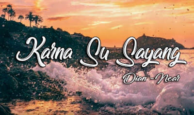 Download Lagu Mp3 Video Lirik Lagu Karna Su Sayang - Near feat. Dian Sorowea