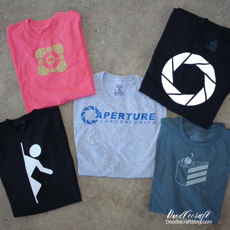 9f934c74 Portal and Portal 2 Geek Chic T-Shirts!
