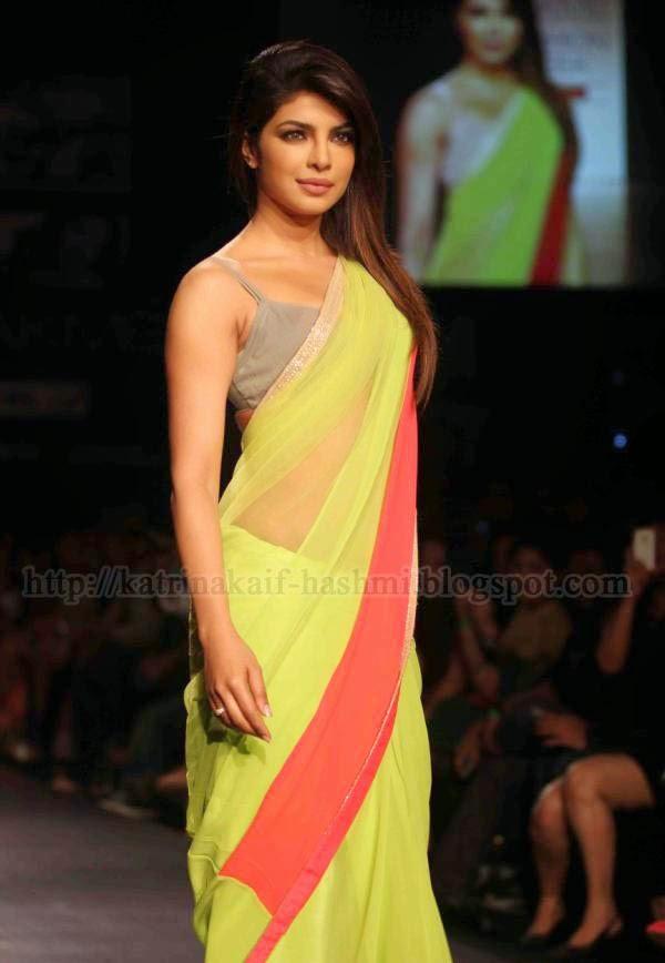 Katrina Kaif Priyanka Chopra Lakme Fashion Week-4803