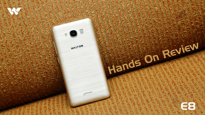 Primo E8 hands-on review