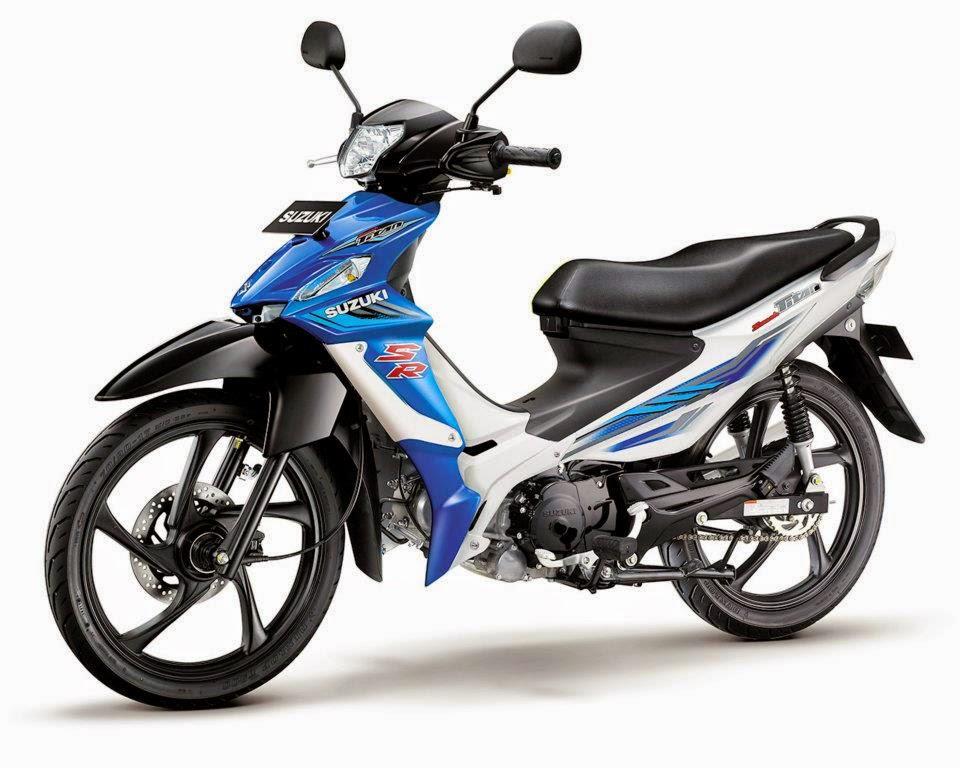 Motor Suzuki Titan