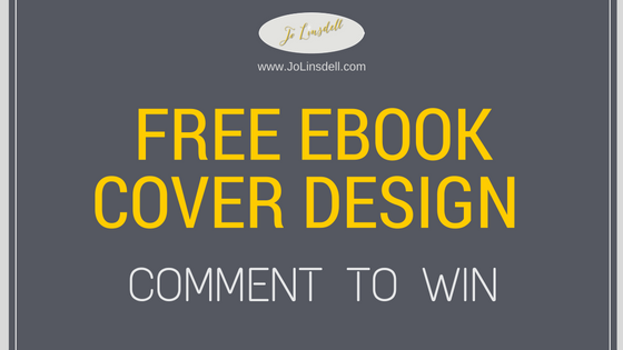 FREE Ebook Cover Design (Comment to Win)
