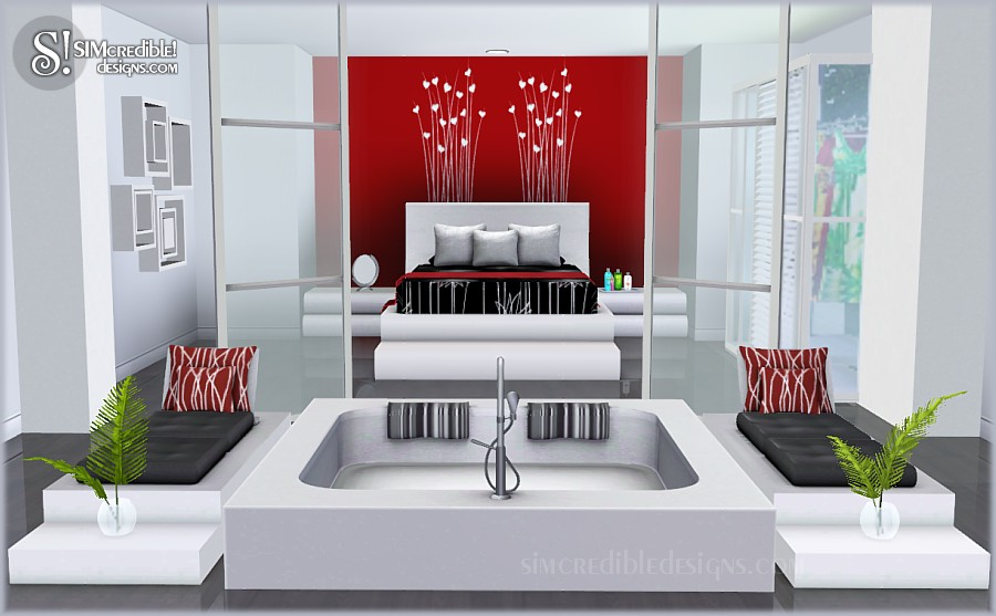 My Sims 3 Blog: Odyssey Suite Set by Simcredible Designs