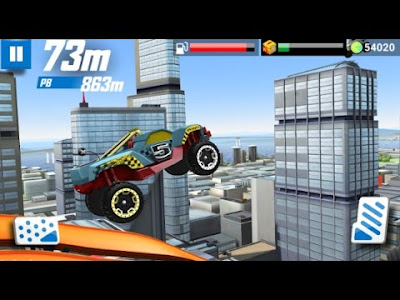 Screenshot Game Hot Wheels: Race Of Mod For Android