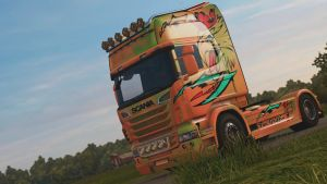 Scania R skins pack part 3