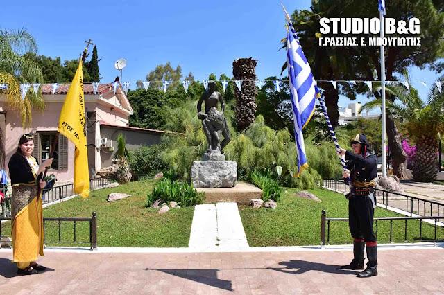 Τίμησαν την ήμερα μνήμης της Γενοκτονίας των Ελλήνων του Πόντου στο Ναύπλιο (βίντεο)