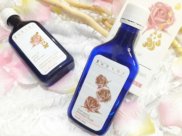 Ikarov Rose Water Review
