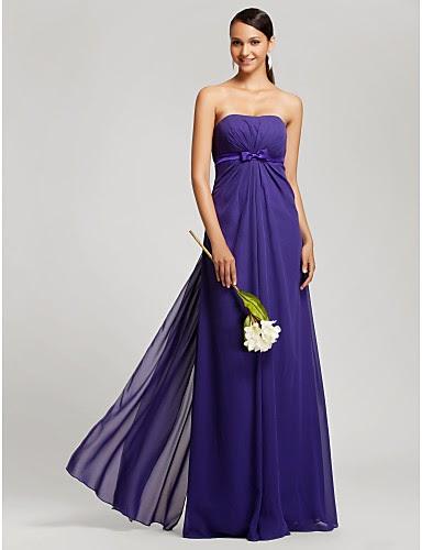 Imagenes de vestidos de noche largos 2013