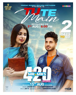 Tu Te Main Jassi Gill Mp3 Download