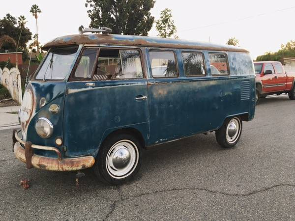 Easy Project, VW Bus 1966